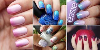 decoración de uñas estilos