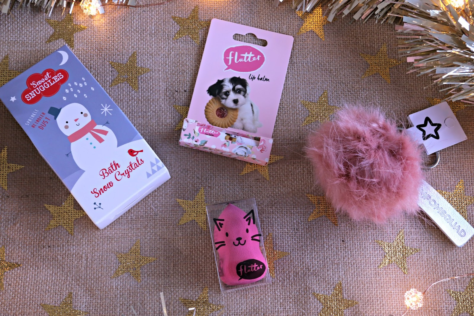Superdrug Flutter Christmas Gifts on a Budget Image