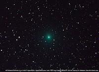 Kometa 46P/Wirtanen, zdjęcie z 14.11.2018 r. Credit: Michael Mattiazo (Swan Hill, Victoria, Australia)
