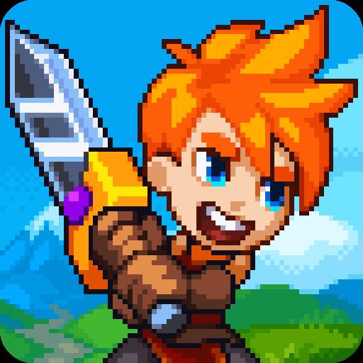تحميل لعبة Dash Quest Heroes v1.2.0 مهكرة وكاملة للاندرويد