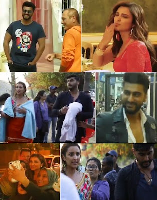 #instamag-arjun-kapoor-and-parineeti-chopra-unveils-behind-the-scene-fun-video