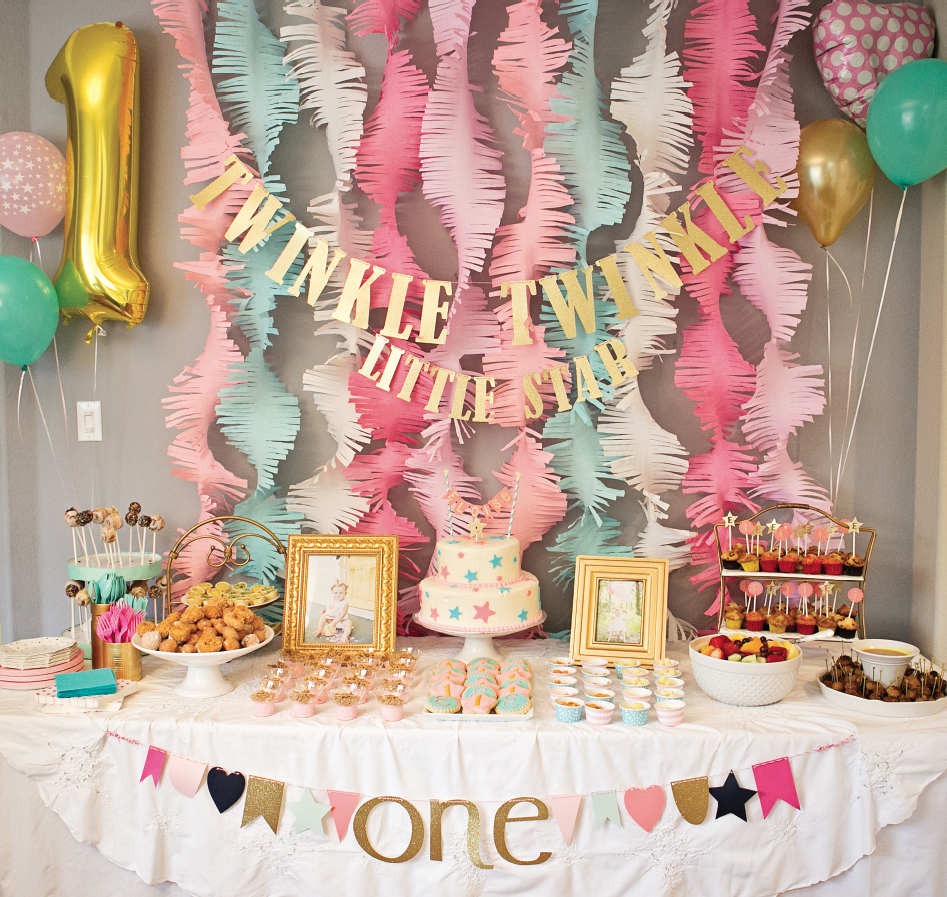 First Birthday Party Ideas Archives Corner Stork Baby Blog