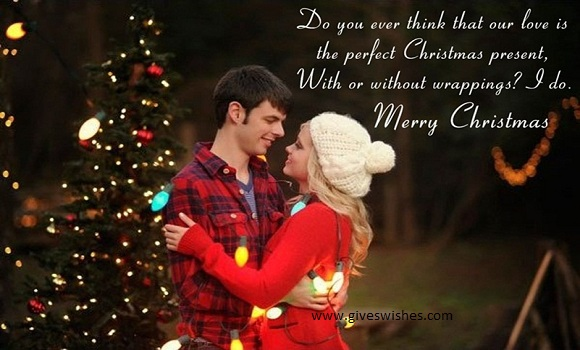 If You Really Love Your Girlfriend Then Send Or Wish Christmas By These  Awesome Merry Christmas Quotes For Girlfriend.