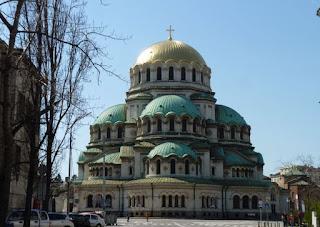 Sofía, Catedral Alexander Nevski o San Alexander Nevsky (Свети Александър Невски).