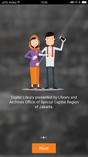 Perpustakaan Digital dan Media Interaksi Sosial