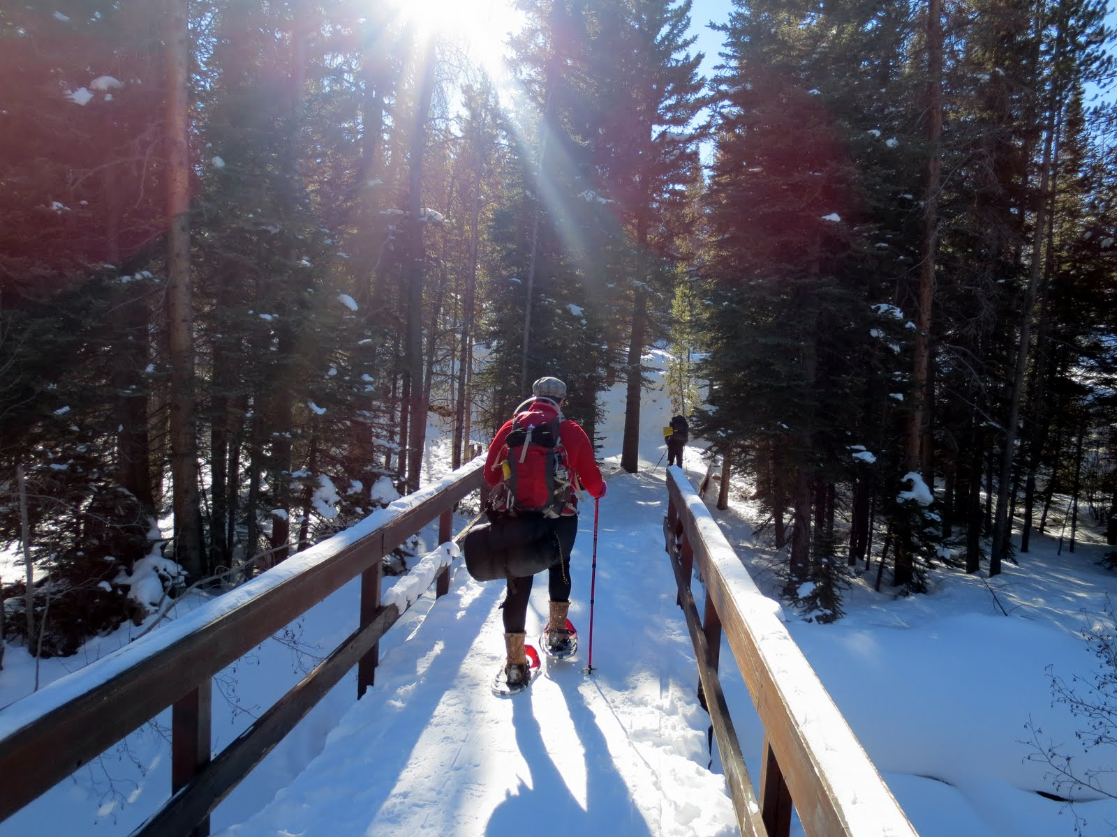Journeys Uinta Mountains Utah Snowshoe And Yurt