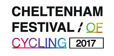 Cheltenham Festival of Cycling 2017 logo
