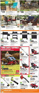 Home Depot Weekly Ad April 18 - 24, 2019
