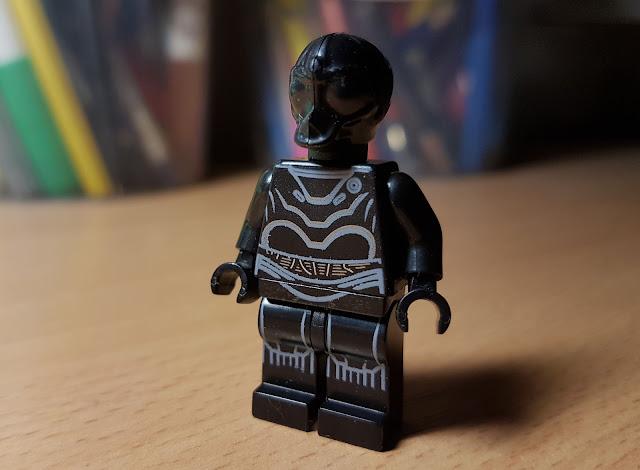 Дроид Звезды Смерти фигурка лего, дроид RA-7 Звездные войны