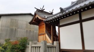 人文研究見聞録:新羅神社 [香川県]