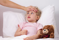 Apa yg harus dilakukan ketika anak demam