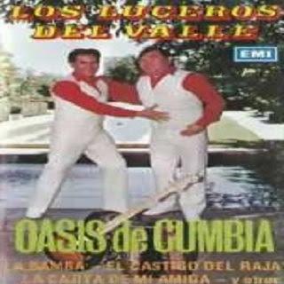 los luceros del valle oasis de cumbia