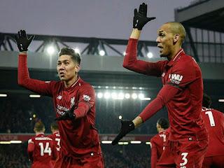 Fabinho Ungkap Masalah Liverpool yang Mulai Goyah di Liga Inggris