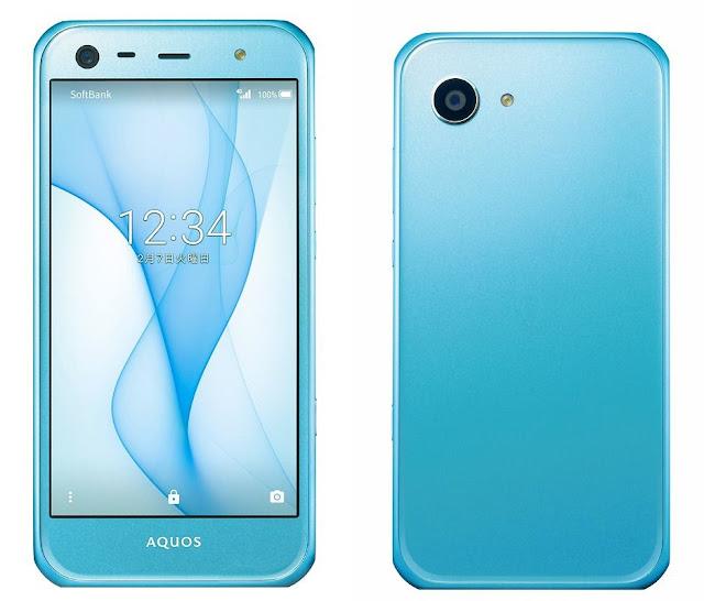 2017 Tajam mengumumkan smartphone Aquos Xx3 mini dengan 3GB RAM, SD 617, dan layar FullHD 4.7-inch