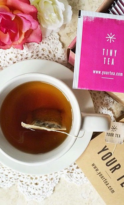Tiny Tea by yourtea is amazing for healthy weight loss, bloating, digestion, skin, mood and more!