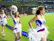 Royal Challengers Bangalore's cheerleaders