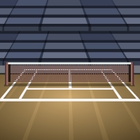GenieFunGames Tennis Cour…