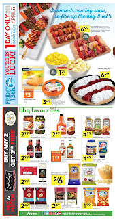 Sobeys flyer Weekly valid April 13 - 19, 2018 Better Food for All