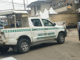 Leave rail lines or face arrest and prosecution - Lagos State task force warns traders