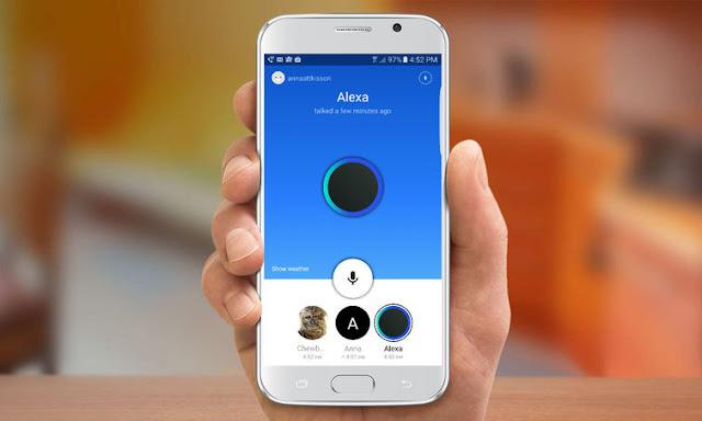 طريقة تحويل هاتفك الأندرويد إلى اليكسا يقوم يتحاور معك و الإجابة على أسئلتك