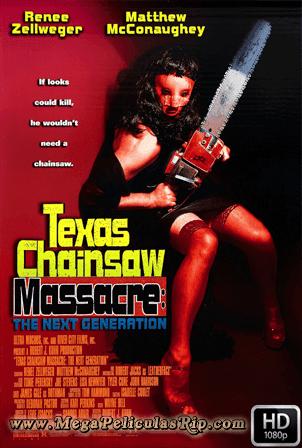 La Masacre De Texas: La Nueva Generacion (1994) [1080p] [Latino-Ingles] [MEGA]