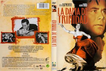 Carátula de La dama de Trinidad (1952) (Affair in Trinidad)