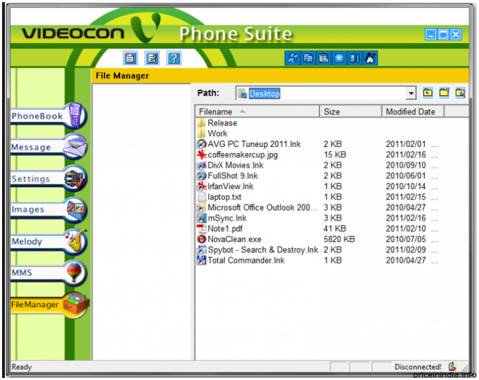Free Download Micromax PC Suite Setup Latest Version V1 8