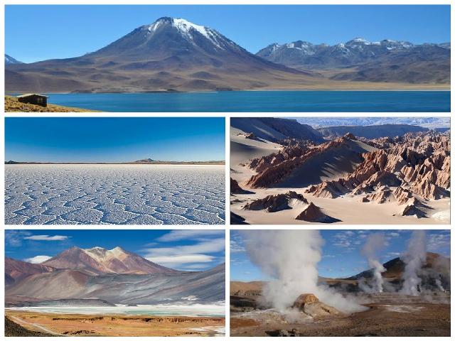 Que hacer en San Pedro de Atacama y el desierto de Atacama en 4 o 5 dias