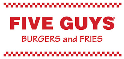Five Guys, Burger and Fries, Lakeside