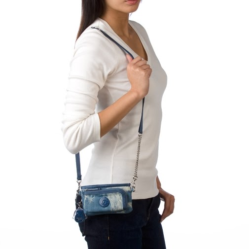 Boutique Malaysia Kipling Cameron Mini Bag Wallet On A String