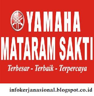 Info Lowongan Kerja PT Yamaha Mataram Sakti