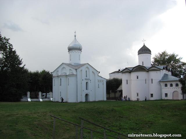 Великий Новгород - Ярославово дворище