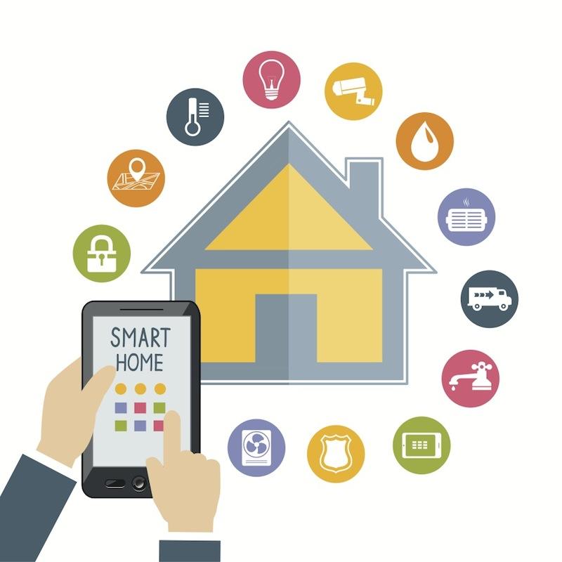 2. Internet dari Things & Smart Home Tech xudhax site