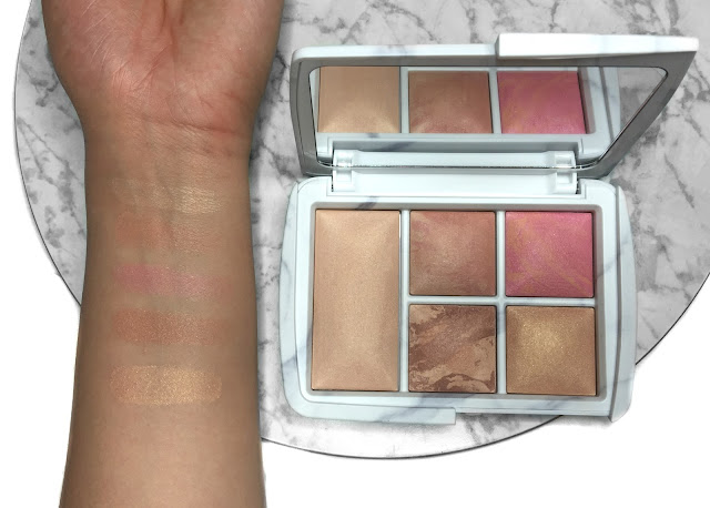 FIRST IMPRESSIONS: Hourglass Ambient Surreal Light Palette (a.k.a. The Marble Palette!)