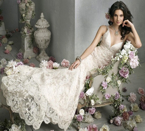 There Are Absolutely No Hard And Fast Rules When It Comes To Vintage Wedding Dresses In Fact The Short Look Works