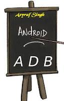 cara install ADB