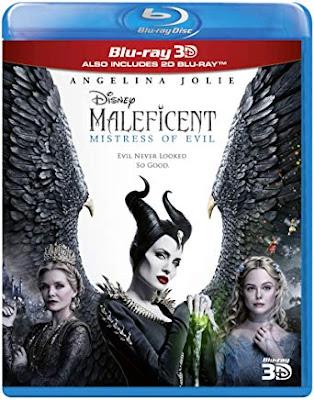 Maleficent Mistress of Evil 2019 Eng BRRip 480p 400Mb ESub x264