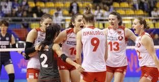 Türkiye - Hollanda Voleybol Kadinlar Canli Maç İzle 12 Haziran 2018