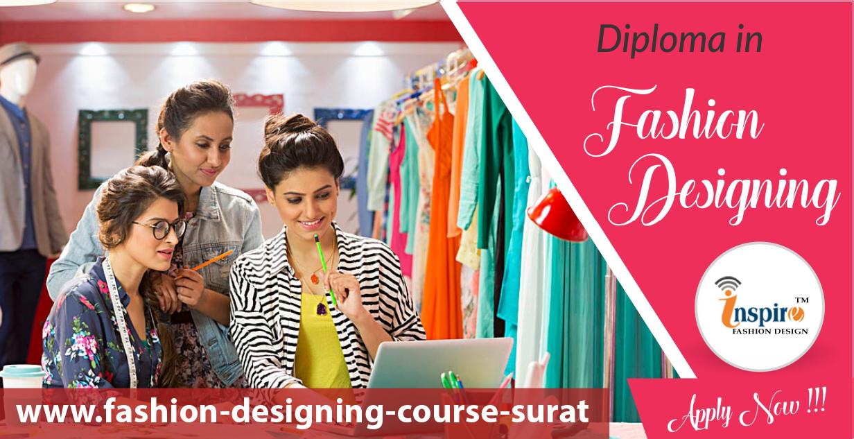 Inspire Fashion Designing Course Surat Inspire Fashion Design In Surat