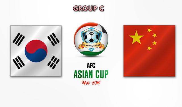 كوريا والصين بث مباشر