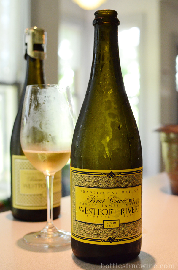 Westport Rivers Sparkling Wine - Brut Cuvee RJR