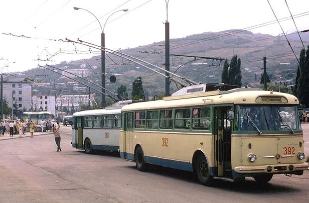 Ялтинская троллейбусная станция