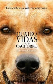 Quatro vidas de cachorro - filme