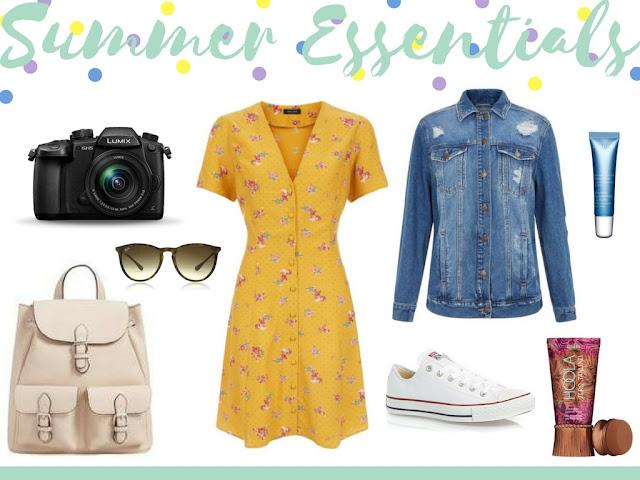 Summer Style Essentials