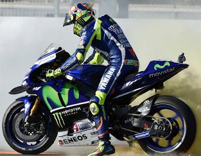 Rossi: Saya Khawatir Lorenzo Semakin Kuat Bersama Ducati