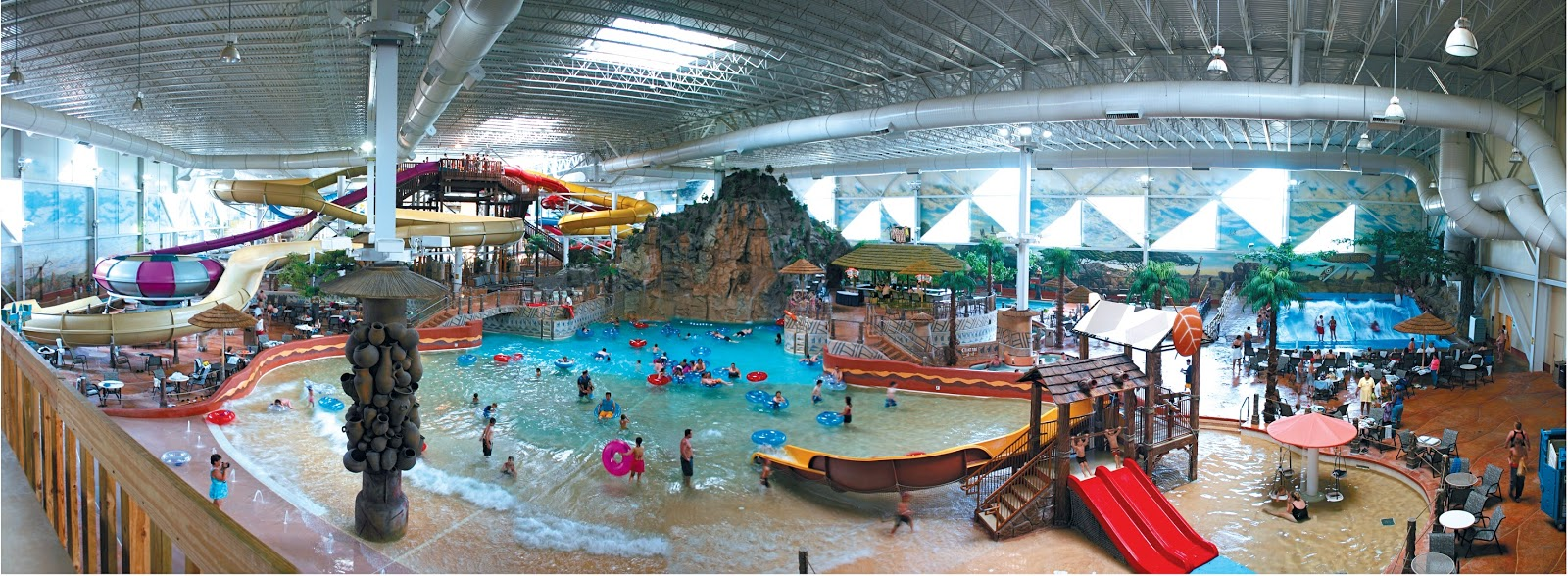 Winter Fun at Kalahari
