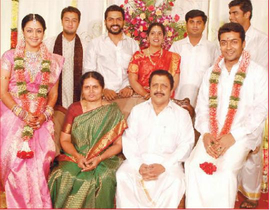Kanyakumari best clikz: surya family photo