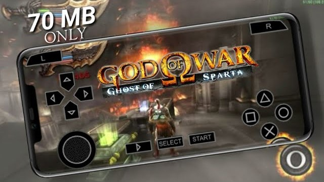 HIGHLY COMPRESSED GOD OF WAR GHOST OF SPARTA PSP ISO FILE