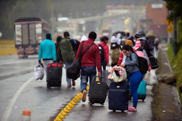 Autoridades migratorias de la Comunidad Andina inician reunión para tratar éxodo de venezolanos