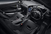McLaren 720S Track Theme (2018) Interior